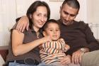 Rauf, Violetta and Kanan